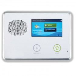 GO!CONTROL SECURITY/HOME AUTOMATION PANEL