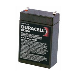 BATTERY, LEAD-ACID,6 V, 3100 MAH, 0C