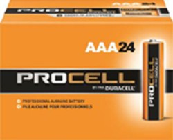 AAA BATTERIES (Price per pack of 4)