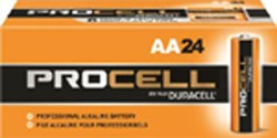 AA ALKALINE BATTERIES (Price per pack of 4)