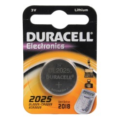 3 VOLT LITHUIM BATTERY -DL2025B