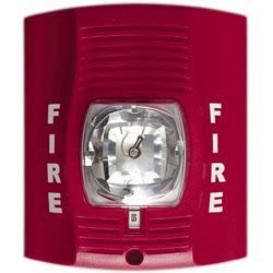 STANDARD STROBE CD RED (S1224MC)