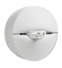 Wireless PowerG Smoke and Heat Detector