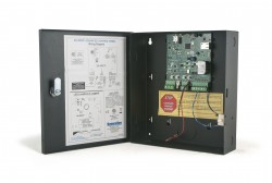 "NOVA.16 Multi-Reader Control Panel, 10"" x 11"" Enclosure with key and lock, PCBA and Connectors"