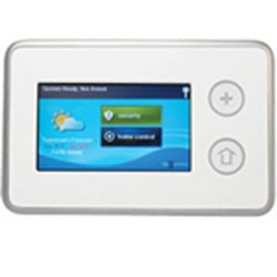 WIRELESS TOUCH SCREEN KEYPAD