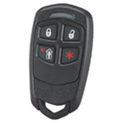 4 BUTTON WIRELESS KEYFOB