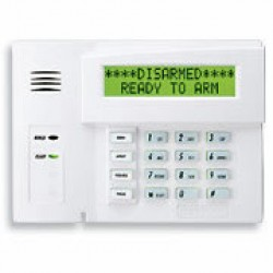 LCD ALPHA KEYPAD WITH BUILT IN RECEIVER