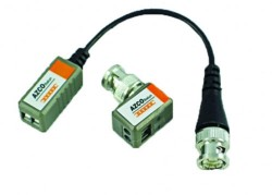 1 CHANNEL PASSIVE VIDEO BALUN ( 1 Pigtail  AND1 Mini )