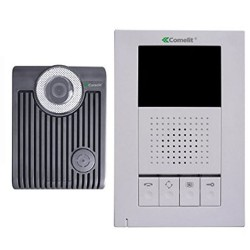 HANDS FREE MASTER MONITOR, DOOR BELL, POWER SUPPLY