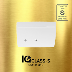 Wireless S-Line Glass Break Detector