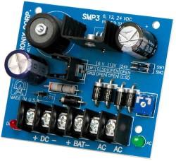 6, 12 OR 24 VDC  2.5 AMP