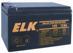 12 VOLT 12AMP BATTERY