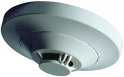 ADDRESSABLE P/E SMOKE DETECTOR IVORY