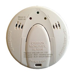 WIRELESS CARBON MONOXIDE SENSOR