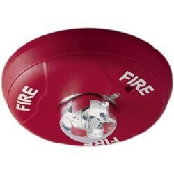CEILING MOUNT STROBE RED