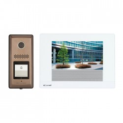 """NEW! 7"""" TOUCH-SCREEN VIDEO INTERCOM KIT WITH VIDEO RECORDING"""