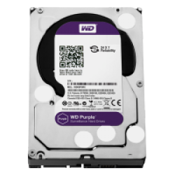 Western Digital Purple Surveillance Hard Drive - 4TB( FOR USE WITH LTS NVR)