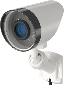 Outdoor Wireless IP Camera with Night Vision