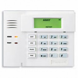 LG LCD KEYPAD WITH RECEIVER