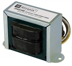 24 VAC 4 AMP OR 28 VAC 3.5 SUPPLY CURRENT